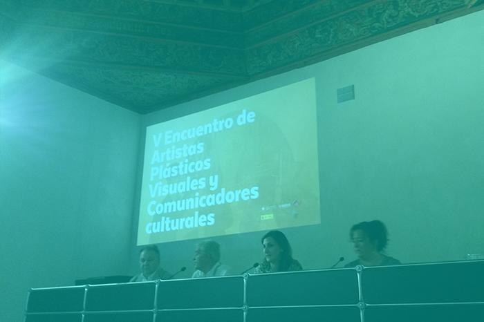 V Encuentro de Artistas Plásticos Visuales y Comunicadores culturales
