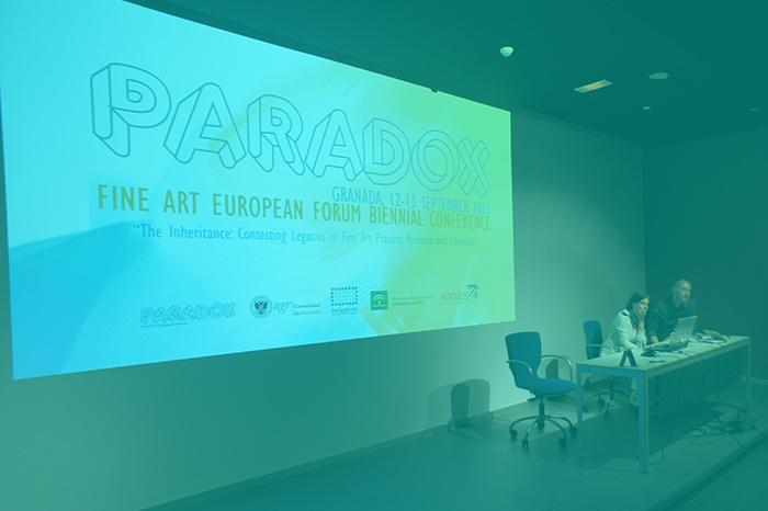 Paradox Fine Art Forum Granada
